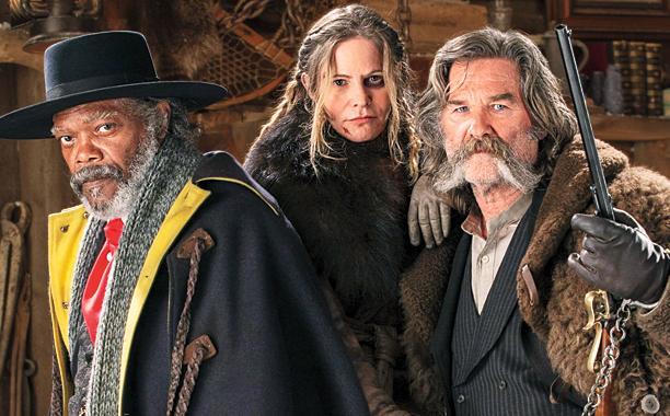 """Assista ao novo trailer de """"Os 8 Odiados"""", de Quentin Tarantino"""