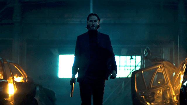 """Keanu Reeves vai voltar à ação na sequência de """"John Wick: De Volta ao Jogo"""""""