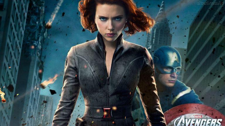 Scarlett Johansson estrela paródia de filme da Viúva Negra