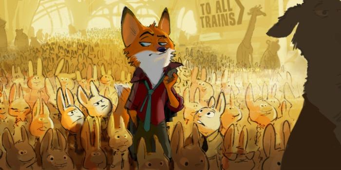 Em Cannes, Disney apresenta seus novos filmes de animação