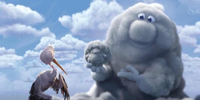 Curtas da Pixar: Parcialmente Nublado (2009)