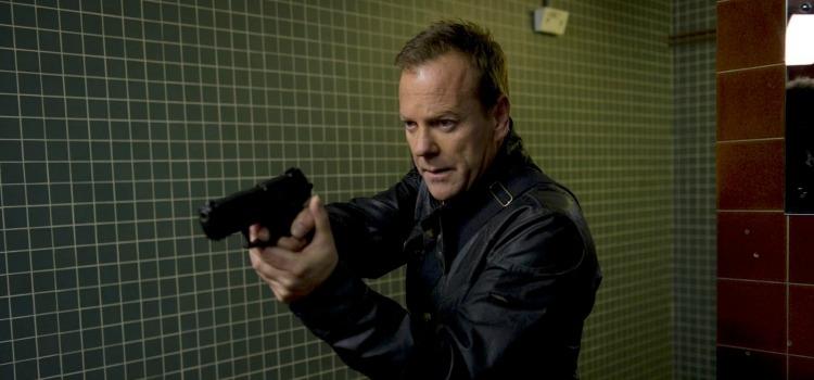 """Kiefer Sutherland insinua um possível retorno de Jack Bauer no novo """"24 Horas"""""""