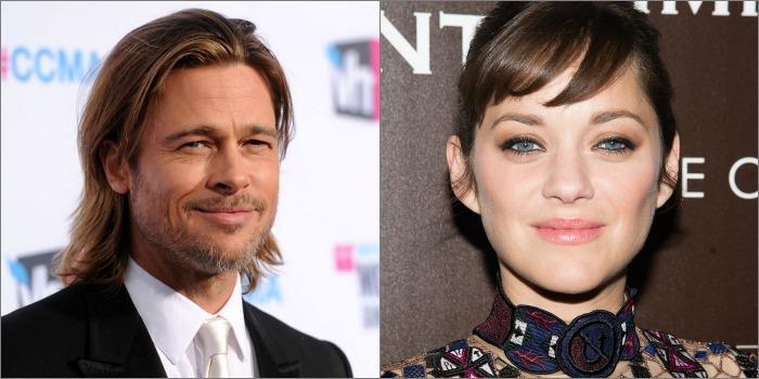 Brad Pitt e Marion Cotillard serão estrelas de thriller de espionagem