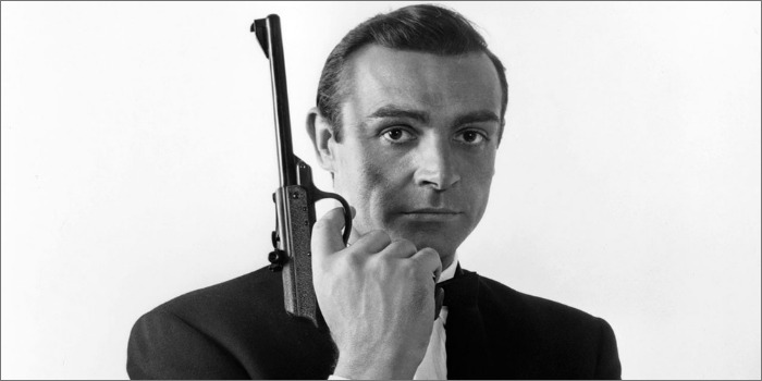 Sean Connery e o vai-não vai com James Bond