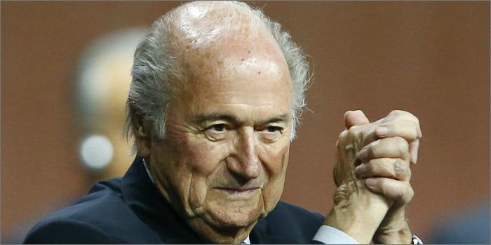 Adeus, Blatter: As Renúncias/Desistências do Cinema