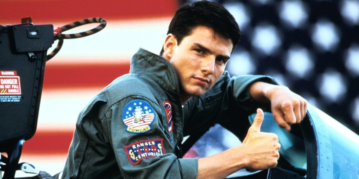 Tom Cruise confirma sequência de 'Top Gun'