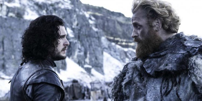 Jon Snow em Game of Thrones