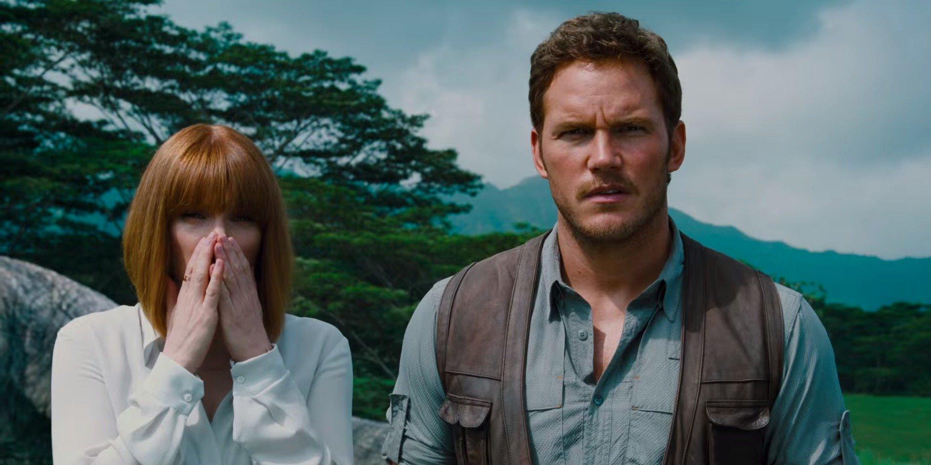 Crítica com Spoilers: Jurassic World, com Chris Pratt