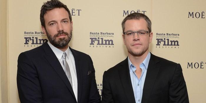 Ben Affleck e Matt Damon se unem em filme sobre escândalo da FIFA