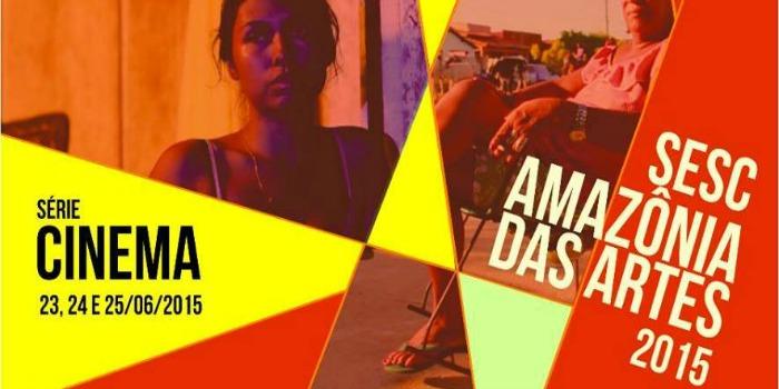 Série Cinema do Sesc Amazônia das Artes começa na terça (23)