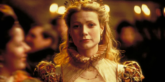 Shakespeare Apaixonado, com Gwyneth Paltrow