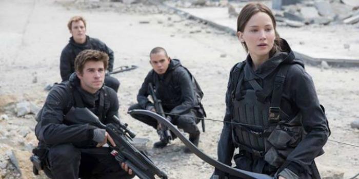 Jennifer Lawrence revela a primeira foto de Jogos Vorazes: A Esperança – O Final