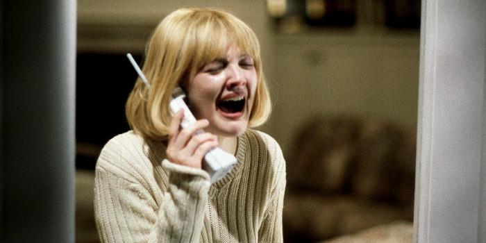 Drew Barrymore em Pânico