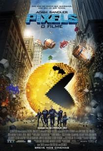 Pôster de Pixels - O Filme