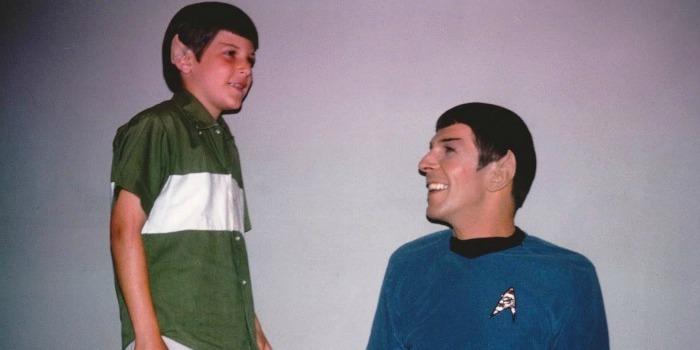 Filho de Leonard Nimoy produzirá filme sobre Spock