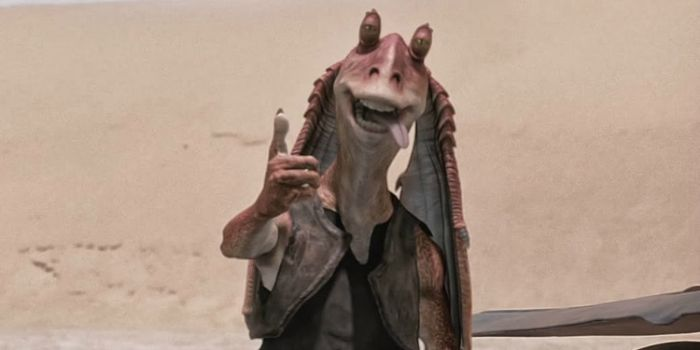 "Michael Jackson queria interpretar Jar Jar Binks em ""Star Wars: A Ameaça Fantasma"""