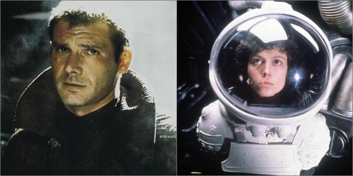 """A fase """"lendária"""" de Ridley Scott: Alien, Blade Runner e A Lenda (1979-1985)"""