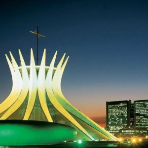 Catedral Metropolina, em Brasília