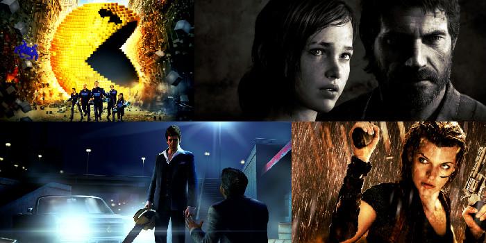 Cinema e Games: relação de amor e ódio