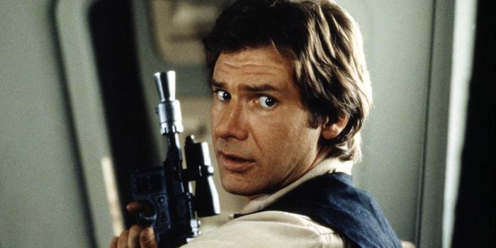 Pistola de Han Solo em 'Star Wars' arrematada por US$ 550 mil nos EUA