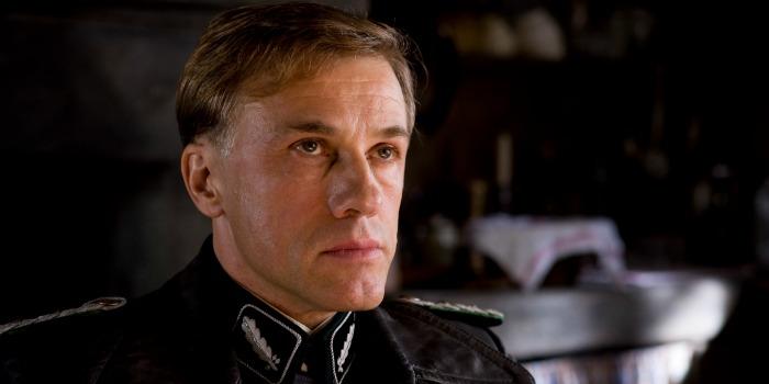 Hans Landa (Christoph Waltz) em Bastardos Inglórios