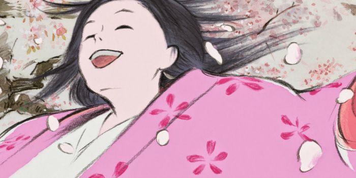 O Conto da Princesa Kaguya, de Isao Takahata