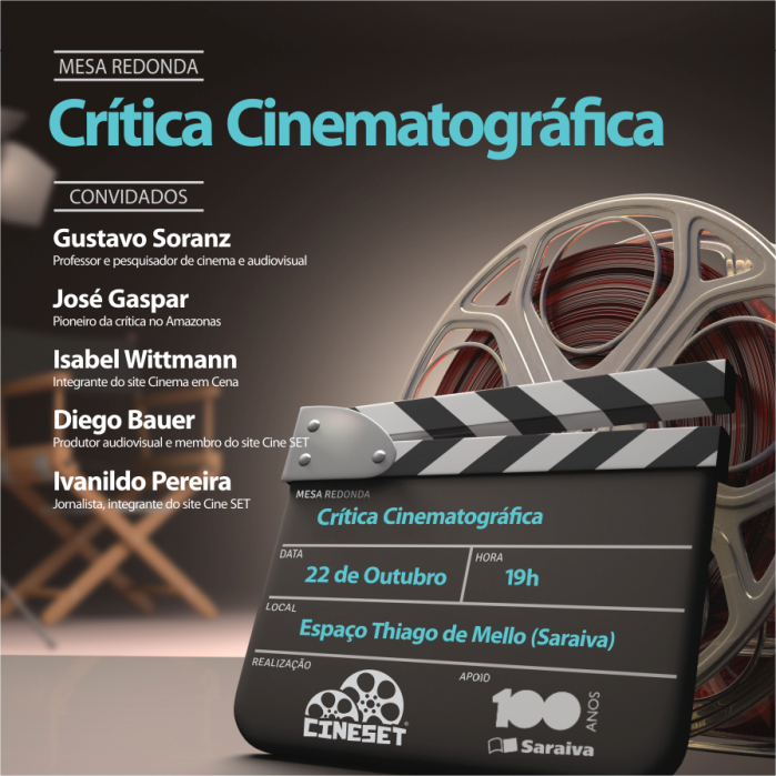 Mesa-redonda Cine Set: Crítica Cinematográfica