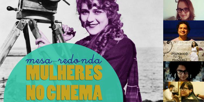 Cine Set/Saraiva promove debate sobre mulheres e feminismo no cinema
