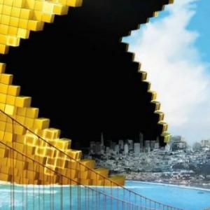 Pixels, com Adam Sandler