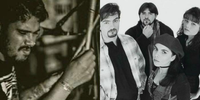 Markeetoo Silva, baterista da Ed Ondo + O Balconista, de Kevin Smith