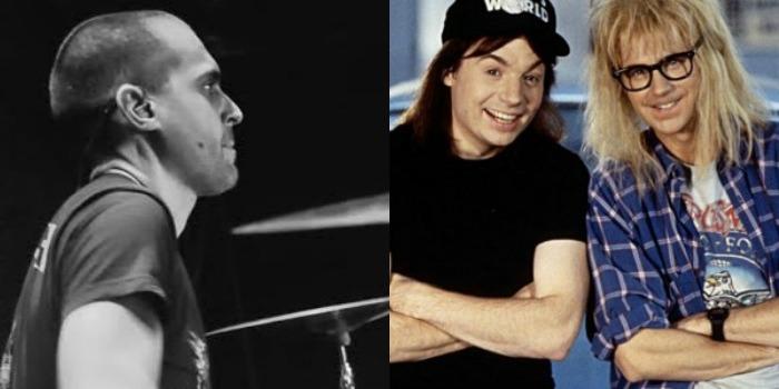 Beto Montrezol, produtor musical e baterista da Hightower e da Monochrome + Quanto Mais Idiota, Melhor (1992), de Penelope Spheeris