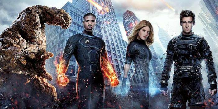 Marvel não cogita fazer filme de 'O Quarteto Fantástico'