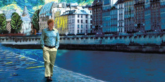 Meia-Noite em Paris, de Woody Allen
