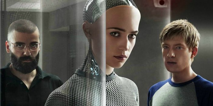 Ex Machina: Instinto Artificial, de Alex Garland