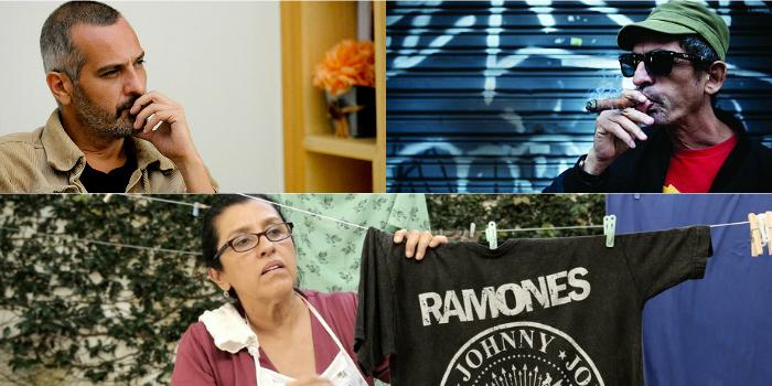 """Cineastas Lírio Ferreira e Cláudio Assis causam mal-estar em debate de """"Que Horas Ela Volta?"""""""