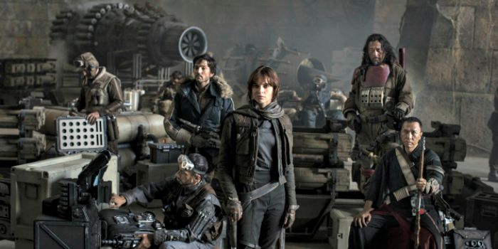 George Lucas aprovou 'Rogue One – Uma História Star Wars'