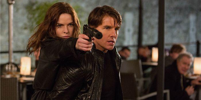 Missão Impossível – Nação Secreta, com Tom Cruise