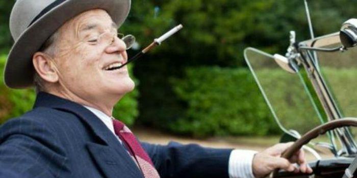 """Franklin D. Roosevelt em """"Um Final de Semana em Hyde Park"""""""