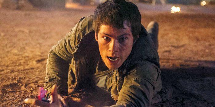 Astro de 'Maze Runner' acerta para fazer suspense 'Education of Fredrick Fitzell'
