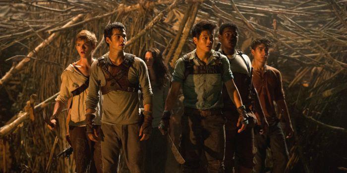 Maze Runner invade cinemas e domina circuito em Manaus