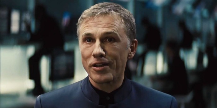 007: Christoph Waltz descarta voltar a interpretar Blofeld