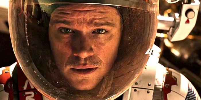 Perdido em Marte mantém liderança e Peter Pan afunda nas bilheterias dos EUA