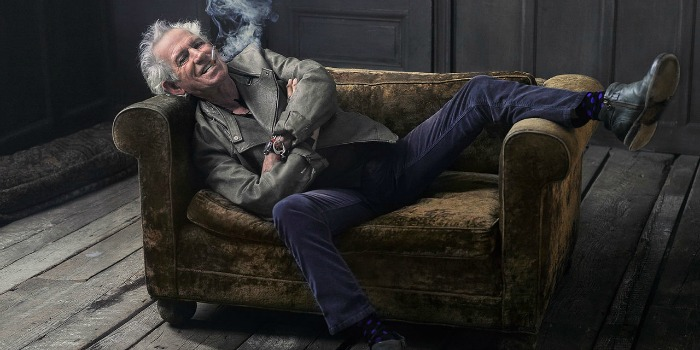 Keith Richards – Under The Influence: por que tão curto?