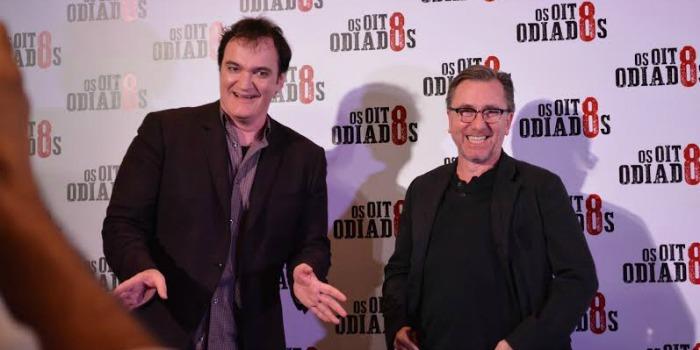 Tarantino no Brasil: aposentadoria, Johnny Depp, Spike Lee, Pixote e Ennio Morricone