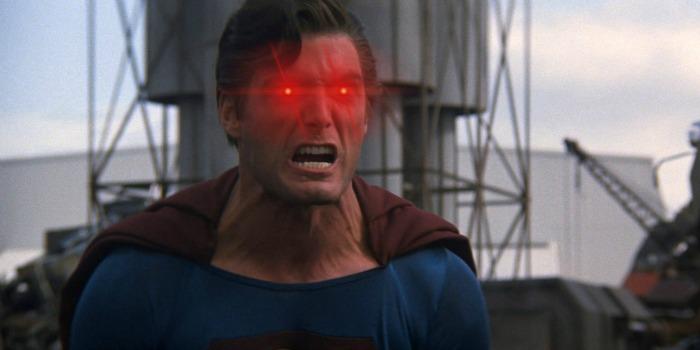 Superman III – O Homem de Aço versão Buster Keaton
