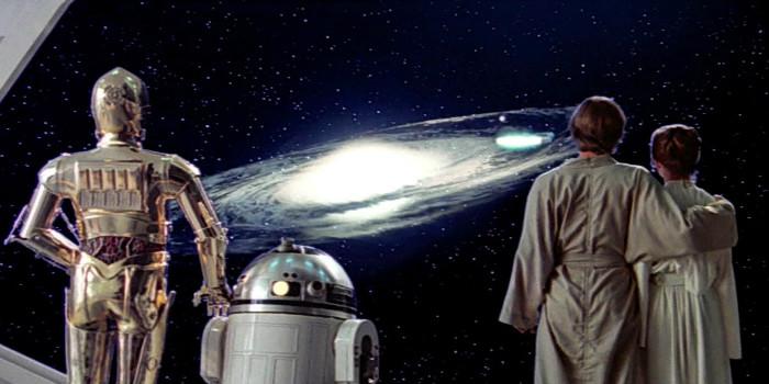O design de Star Wars – planetas de uma galáxia distante