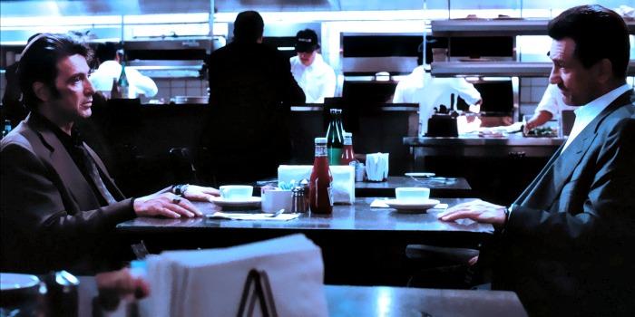 Christopher Nolan comanda debate com Al Pacino e Robert De Niro sobre 'Fogo Contra Fogo'