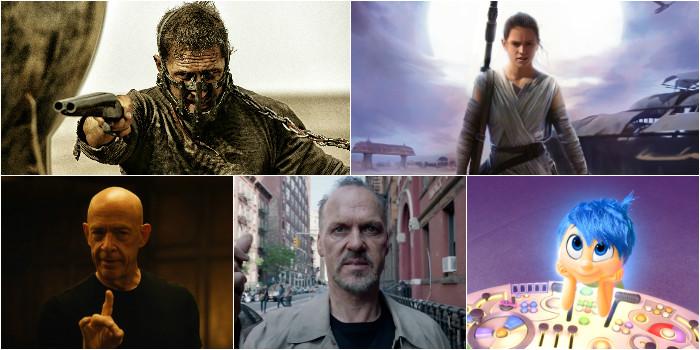 Cine Set elege o Melhor Filme de 2015