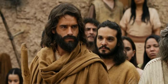 'Os Dez Mandamentos': a novela não virou cinema