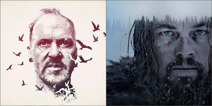 Batalha de Filmes – 'Birdman' X 'O Regresso'